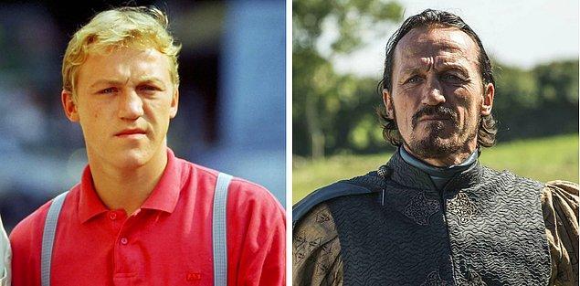 14. Jerome Flynn (Bronn), 1988 vs 2017