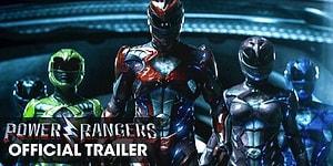 Power Rangers'tan Yeni Fragman!
