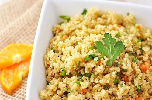 Farklı Tahıllar Kullanarak Yapabileceğiniz 11 Pilav Tarifi