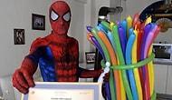Örümcek Adam Kostümüyle Balon Satan Bir Mühendis: Eren Özgen Sevinç ile Tanışın...