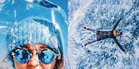 Dünyanın En Derin Gölü Olarak Bilinen Donmuş Baykal Gölünden İnanılmaz Fotoğraflar