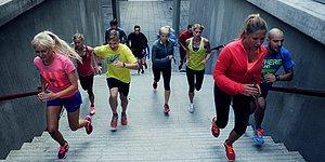 Hareketlenin! Spor Giyimden Vazgeçemeyenler Olarak Muhteşem İndirimlere Koşuyoruz