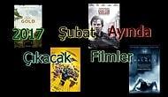 2017 Şubat Ayında Çıkacak Filmler