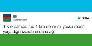 Azerbaycanlı Hesabından Size Azerice'yi Daha da Sevdirecek 19 Yaxşı Tweet