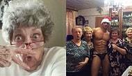 Günümüz Gençlerine Taş Çıkartacak Birbirinden Çılgın ve Belalı 26 Büyük Anne