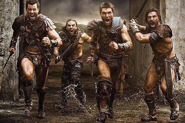 M.Ö. 73'de aranan fırsat bulundu ve muhafızların boş bir anını yakalayan Spartaküs ile 60 kadar gladyatör firar etmeyi başardılar.