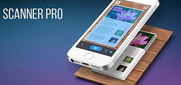 2. Scanner Pro