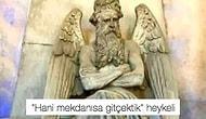 Etkileyici Heykellere Kendince İsim Uydurarak Güldüren 12 Yaratıcı Kişi