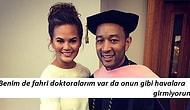 Chrissy Teigen'in Biricik Eşi John Legend'ı Sosyal Medyada Trollediği En Eğlenceli 16 Paylaşım