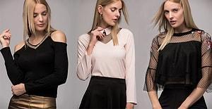 Sizin İçin Bir Bir Seçildiler: Modadan Geri Kalmak İstemeyen Kadınlara Özel Dev Butik