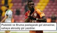 6-0'lık Galatasaray - Akhisar Belediyespor Maçının En Çok Konuşulan Sosyal Medya Paylaşımları