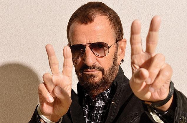 Ringo Starr - 76 yaşında