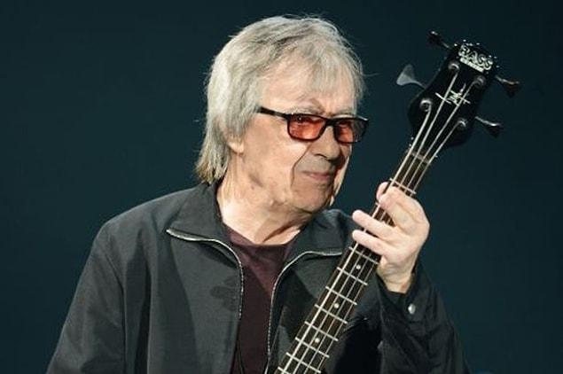 Bill Wyman - 80 yaşında