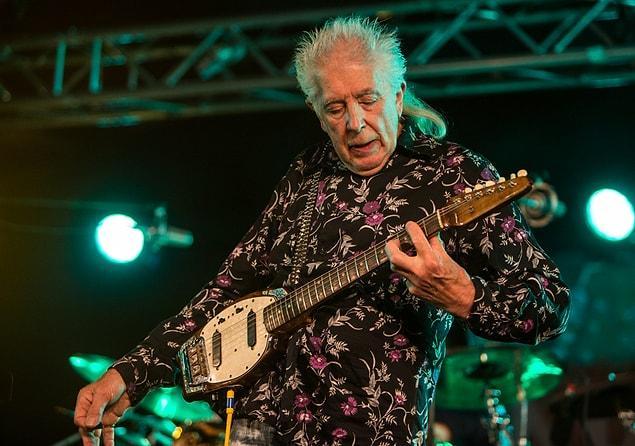 John Mayall - 82 yaşında