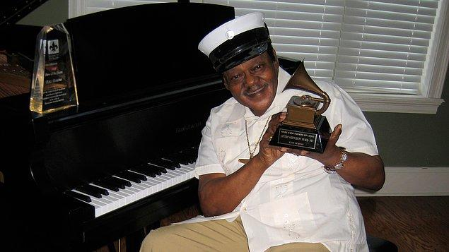 Fats Domino - 88 yaşında