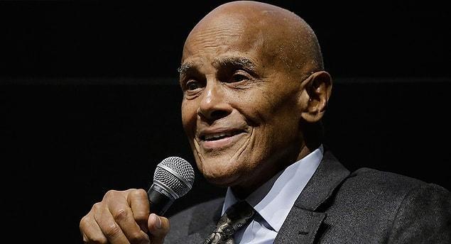 Harry Belafonte - 89 yaşında