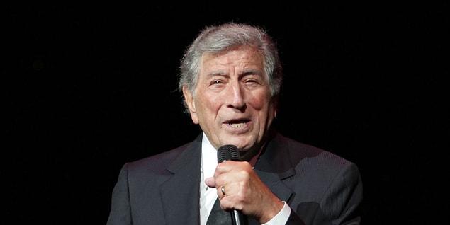 Tony Bennett - 90 yaşında