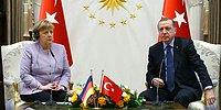 Neler Oldu? Almanya Başbakanı Merkel'in Ankara Ziyaretinden Öne Çıkan Başlıklar