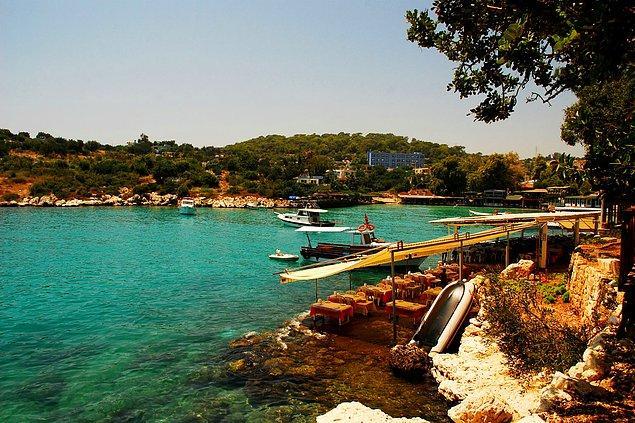 10. Akdeniz'in serin ve tatlı suyu: Narlıkuyu / Mersin