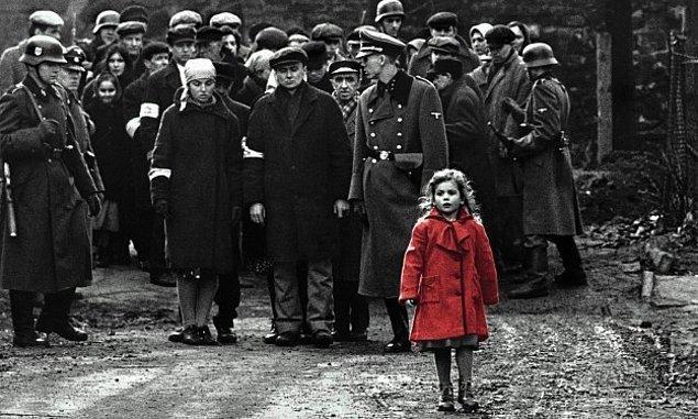 8. Schindler'in Listesi (Schindler's List) (1993)
