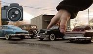 Minyatür Model Arabalarla Kendi Dünyasını Yaratmış Perspektif Fotoğrafta Çığır Açan Sanatçı