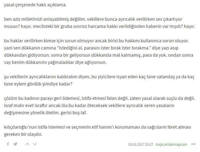 Yüksek Faturasıyla Tartışma Yaratan CHPli Türkmen, Divan Üyeliğinden İstifa Etti 44