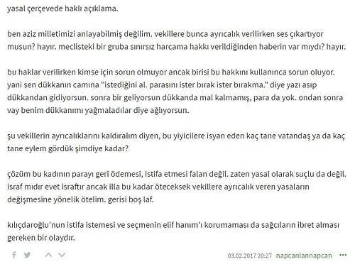 Yüksek Faturasıyla Tartışma Yaratan CHPli Türkmen, Divan Üyeliğinden İstifa Etti 84