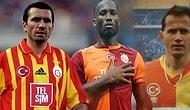 Galatasaray Taraftarlarının Gönlüne Taht Kurmuş 20 Yabancı Oyuncu