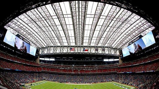 5. Organizasyona NRG Stadyumu ev sahipliği yapacak.