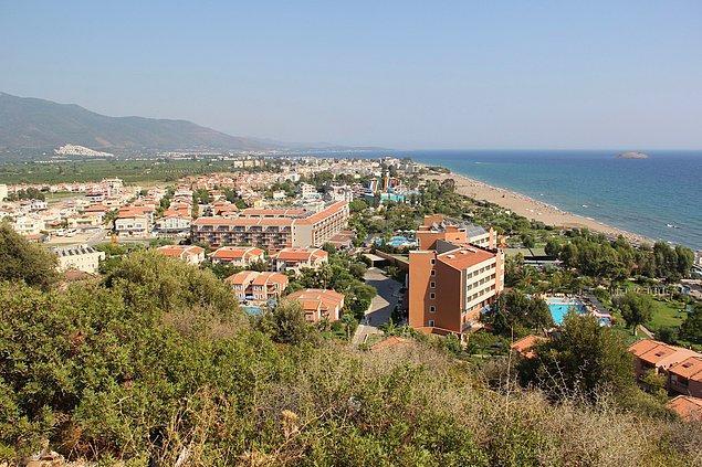 5. İzmir'de sakin bir tatil için en güzel seçenek:  Gümüldür / İzmir