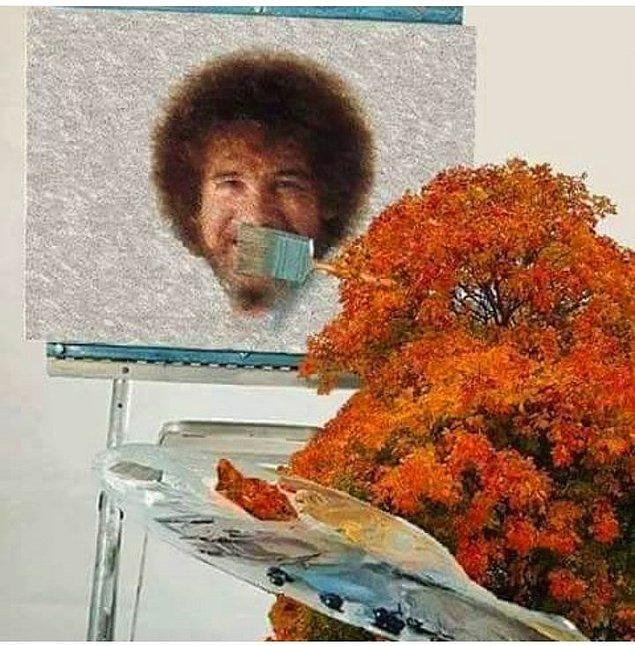 7. Şuraya bi Bob çizelim