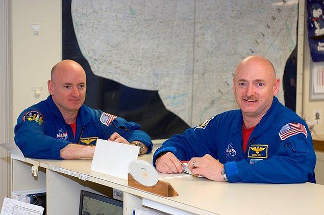 Mark Kelly ve Scott Kelly adındaki astronot ikiz kardeşler, İkizler Çalışması için gönüllü olmuşlar ve insanlığın uzaydaki yaşamı için eşsiz bilgilerin toplanması yönündeki ilk adımı atmışlardı.