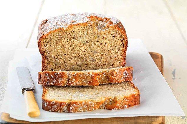 9. Herşeyin glutensiz versiyonunu bulmak mümkün, bu da ekmeğinki!