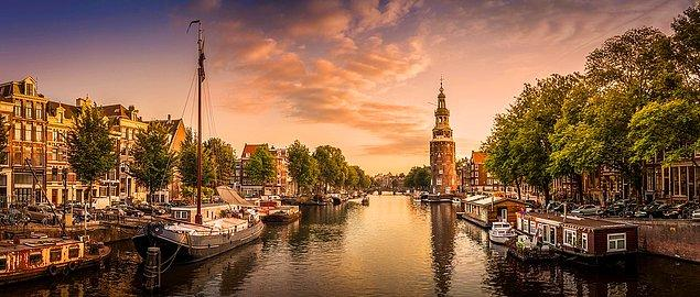 1. Amsterdam