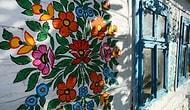 Rengârenk Çiçek Desenli Evleriyle İçinizi Eritecek Polonya'nın En Sevimli Köyü: Zalipie