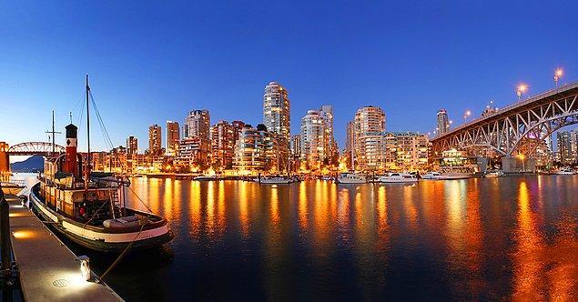 12. Vancouver