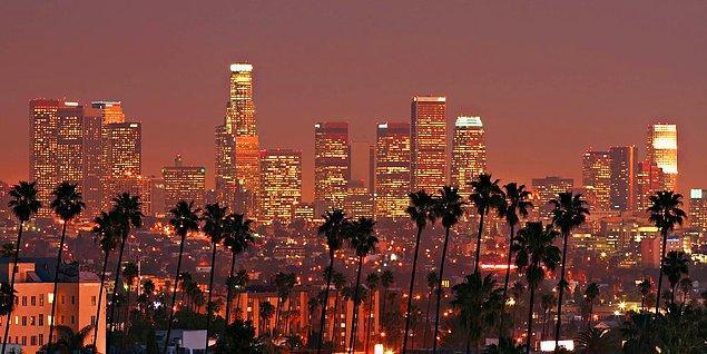 15. Los Angeles
