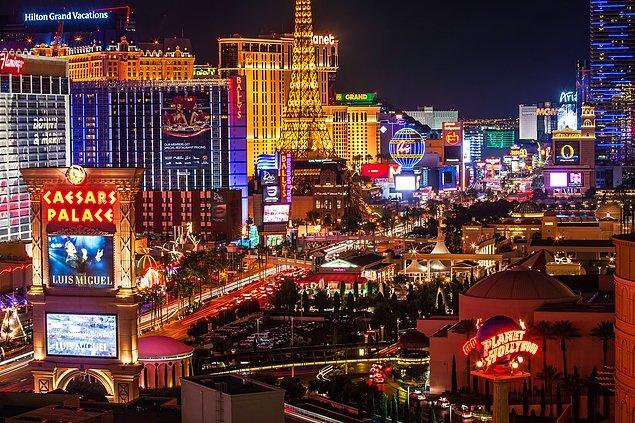 16. Las Vegas