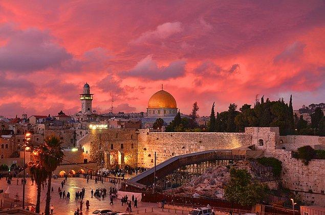 24. Kudüs (Jerusalem)