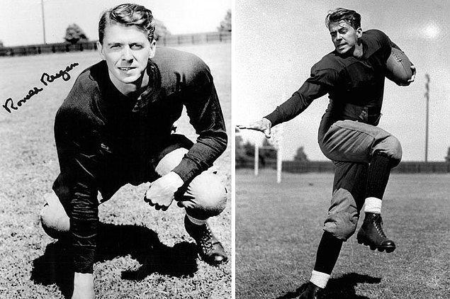 4. Ronald Reagan - Yaş: 29