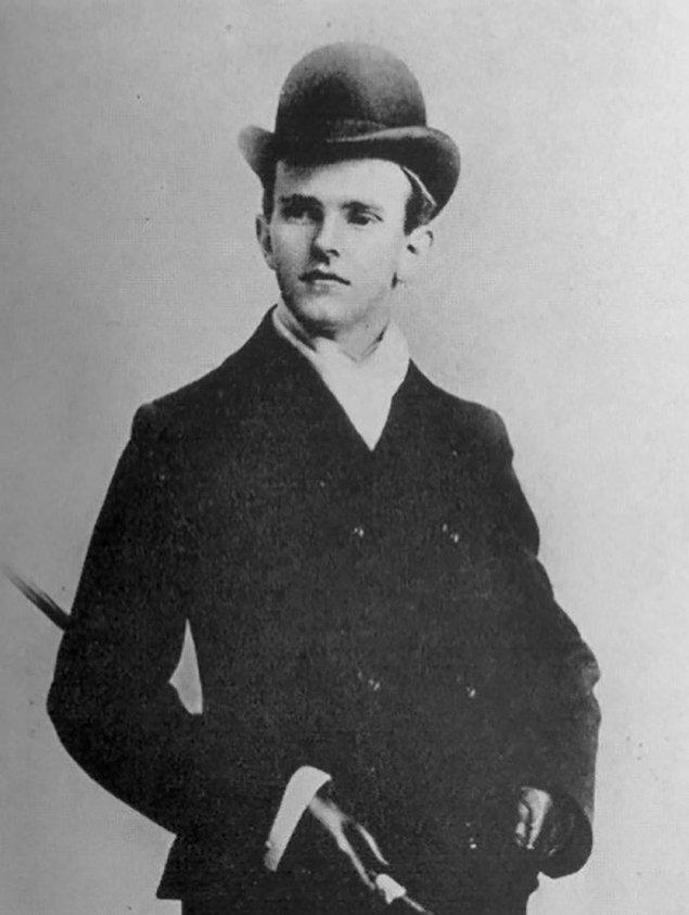 14. Calvin Coolidge - Yaş: 21