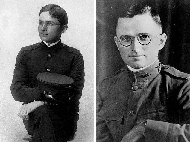 17. Harry Truman - Yaş: 22 ve 23