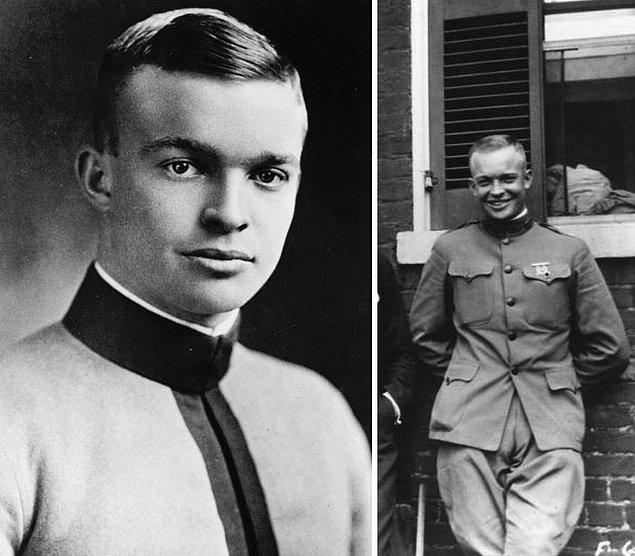 18. Dwight Eisenhower - Yaş: 25 ve 29