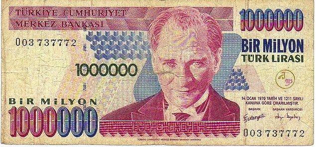12. Geldik son soruya! 1 milyon liranın arkadasında hangisinin fotoğrafı olduğunu hatırlıyor musun?