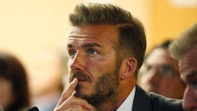 """İş yapmak istediği ortakları hakkında yazışan Beckham """"Artık hiçbirini umursamıyorum. Kim benimle iş yapabilir, kim yapamaz ben bilirim. Bu lanetler benimle iş yapamazlar"""" diyor."""