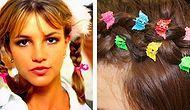 90'lar Kızlarının Çok Yakından Tanıdığı 15 Havalı Saç Aksesuarı