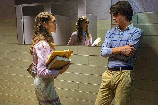 Mike'ın ablası Nancy'nin, sevgilisi Steve ile arasındaki ilişkinin ilk etapta tamamen bitmesi düşünülmüş.