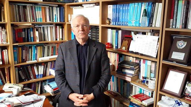 Marmara Üniversitesi'nde görevli Anayasa Profesörü İbrahim Kaboğlu da ihraç edilen isimler arasında.