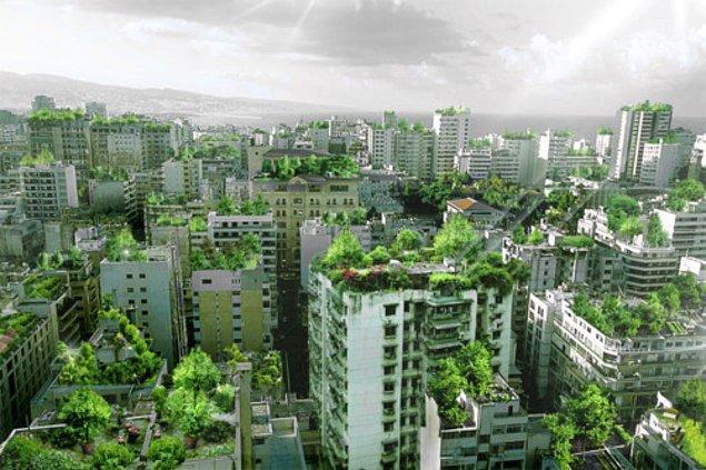 Stefano Boeri gibi mimarların giderek daha da çok yaygınlaşmasını umuyoruz!!!