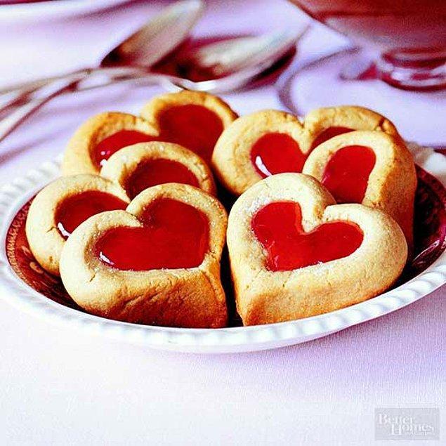 13. Kurabiye kurabiye olalı böyle lezzet görmedi!